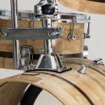 DrumMa Travel Set - Poplar/Walnut - 16x12, 14x5, 10x6, 14x8 - 2500€