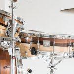 DrumMa Senior Set - Poplar/Ebony/Mahogany - 18x15, 14x5,5, 10x7, 14x12 - 2800€