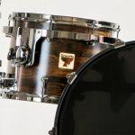 DrumMa Namibia Set - Green Ebony - 22x15, 14x5, 10x7, 14x12 - 3400€